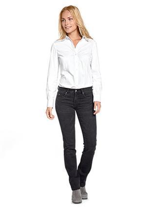 Основа повседневного гардероба - черные джинсы tchibo, германия - модель superstretch