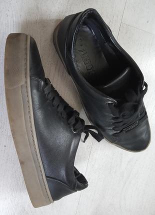 Кеды, кроссовки, натуральная кожа