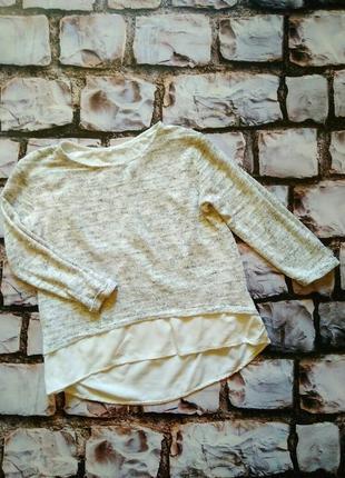 Реглан-блузка с&а 134/140 рост