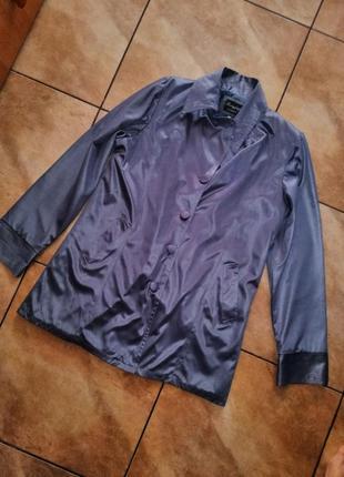 Брендовое легкое пальто