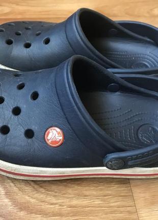 Кроксы crocs j3