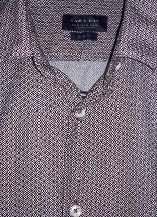 Рубашка zara p.m
