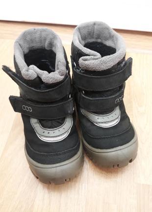 Теплі термо ботинки reima