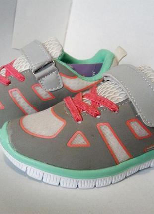 Детская обувь, кроссовки для девочки, детская обувь, летние кеды