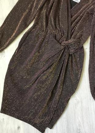 Фирменное платье amisu, размер 363 фото