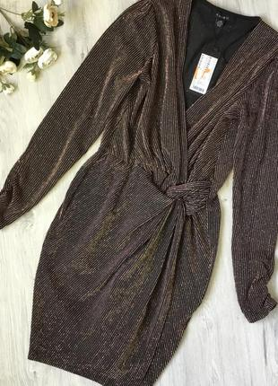 Фирменное платье amisu, размер 36