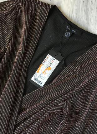 Фирменное платье amisu, размер 364 фото