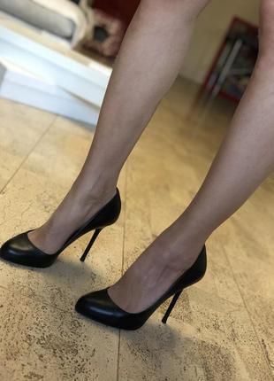 Туфли-лодочки sergio rossi(оригинал)
