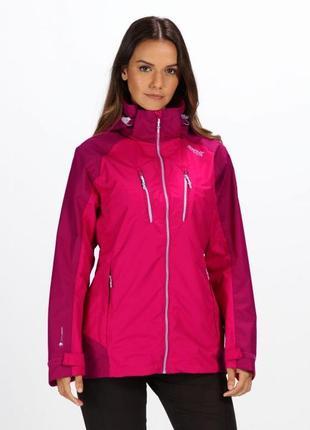 Водонепронецаемая куртка,фирменная куртка regatta outdoor оригинал штурмовка ветровка