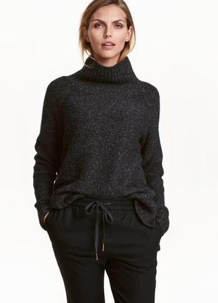 Акриловый свитер h&m 390129