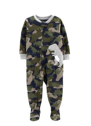 Пижама детская  carters человечек слип картерс