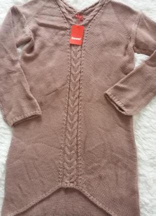 Платье вязаное sewel