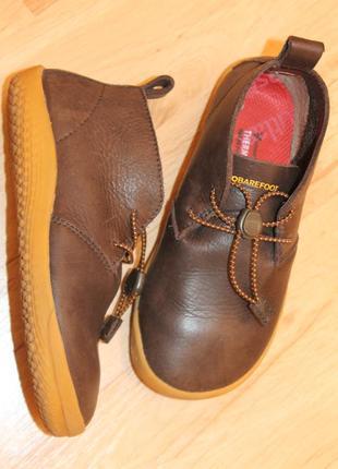 Ботинки дорогого бренда vivobarefoot, размер 30.