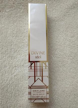 Парфюмерная вода divine idol [дивайн айдол] oriflame