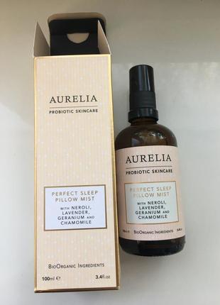 Aurelia успокаивающий спрей с лавандой и нероди