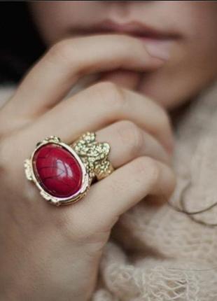 Роскошное кольцо yves saint laurent