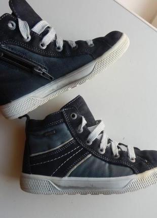 Деми ботинки superfit 30р