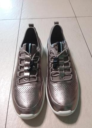 Модные стильные городские кроссовки/мокасины