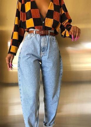 Gap/витжаные джинсы на высокой посадке/джинсы мом mom jeans