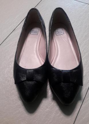 Классические туфельки /балетки