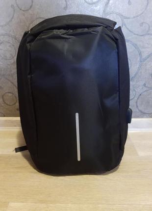 Рюкзак антивор с usb зарядкой, рюкзак для ноутбука (мужской, женский)