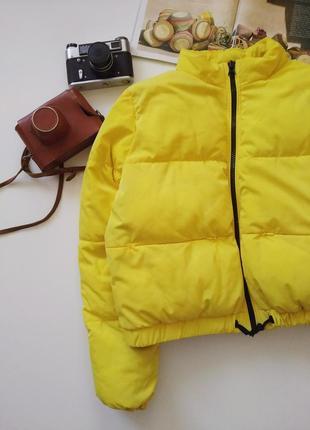 Куртка зефирка на зиму