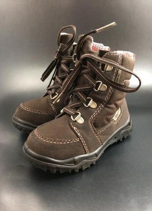 Superfit термо черевички