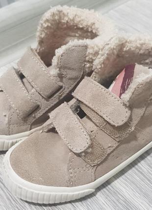 Утеплённые кроссовки zara