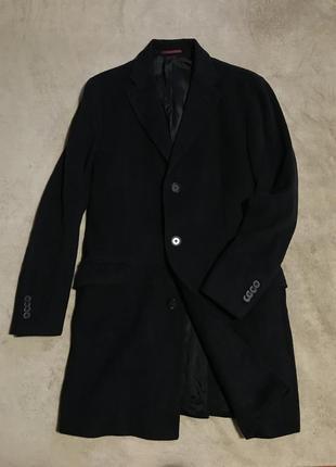 Мужское пальто massimo dutti