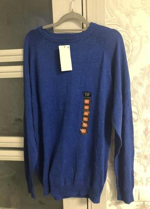 Стильный мужской свитер primark