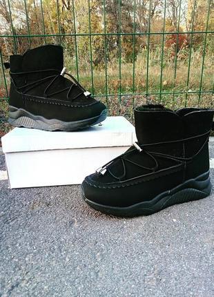 Угги сапоги зимние ботинки сноубутсы