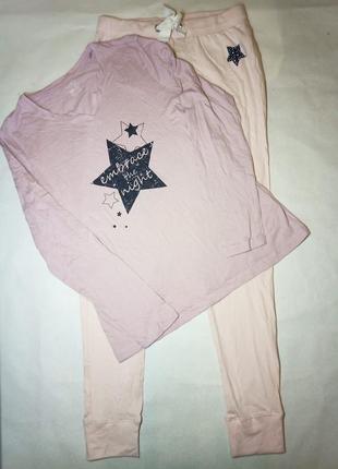 Комплект для дома и отдыха пижама женская р.с