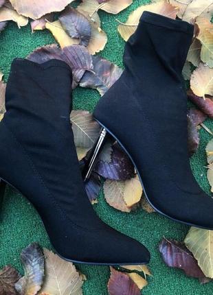 Туфли с актуальным каблуком