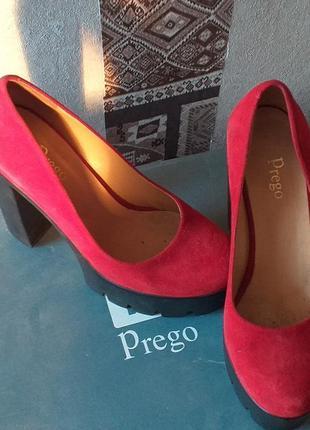 Туфлі prego