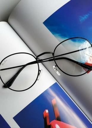 Прозрачные имиджевые очки для имиджа, прозорі іміджеві окуляри для іміджу