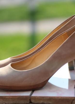 Рaul green кожаные туфли из нежной кожи