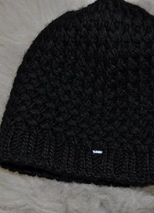 Теплая шапка из шерсти h&m