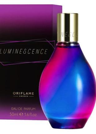 Парфюмерная вода luminescence люминэсэнс орифлейм код 33959