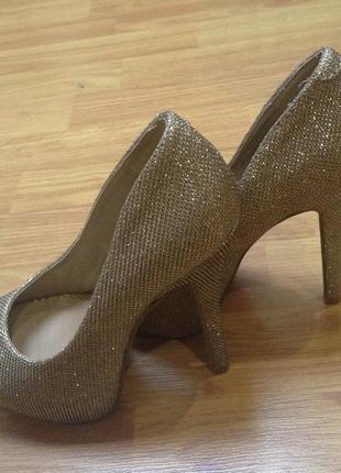 Шикарные туфли by new look