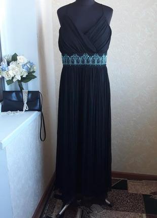 Платье в пол nicholas millington