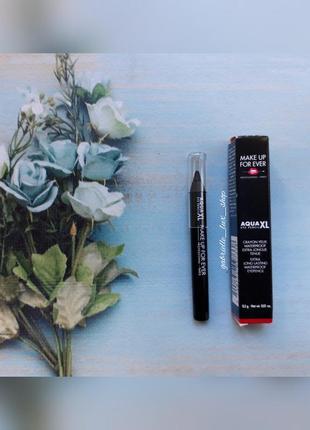 Водостойкий карандаш make up for ever aqua eyes