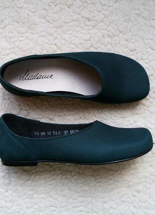 Эксклюзивные трендовые кожаные туфли швейцария 100% кожа