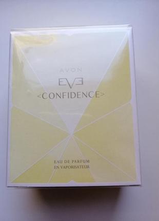 Avon eve confidence  парфюмированная вода
