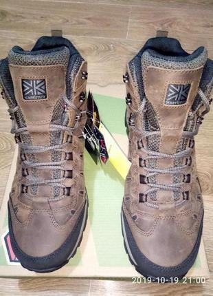 Мужские трекинговые ботинки karrimor panther