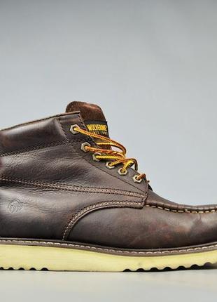Мужские ботинки wolverine , р 42