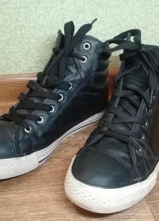Осінні кеди-кросівки