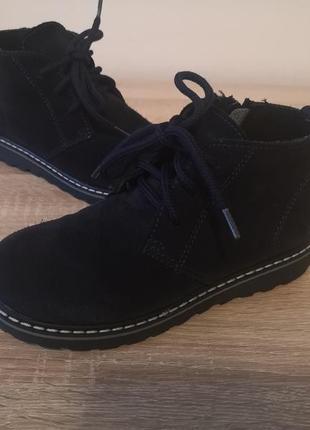 Ботинки john lewis 29 натуральная кожа