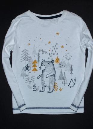 Реглан с медведем)