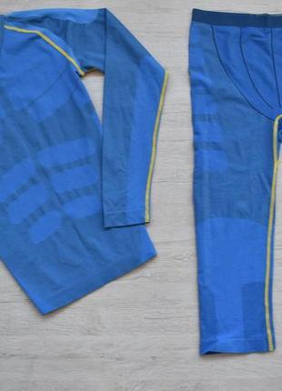 Функциональное термобелье от немецкого бренда профессиональной спортивной одежды crane.