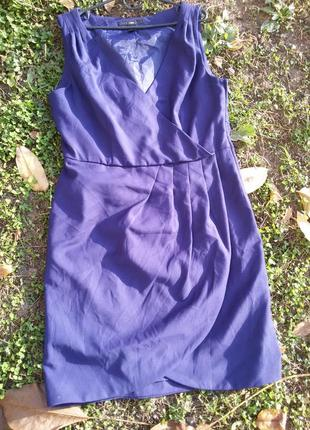 Стильное платье сарафан h&m